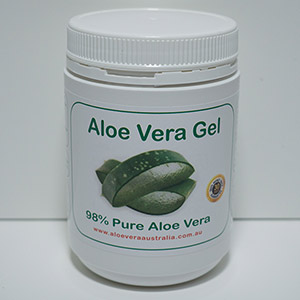 1kg Aloe Skin / Hair Gel 98% Pure Natural Gel