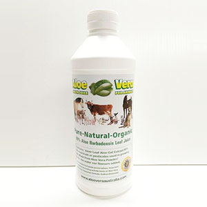 24 x1 Litre Aloe Juice for Equine