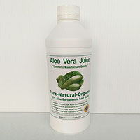 6 x 4 Litre 3:1 Aloe Vera Inner leaf Concentrate / for Manufacturing (24 Litres makes 72 Litres)