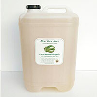 6 x 25 Litre Cosmetic Manufacture Aloe Juice