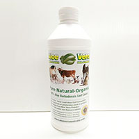 24 x 1 Litre Aloe Juice for Animals