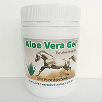 Aloe Vera Gel for Animals