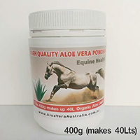 Aloe Powder for Animals